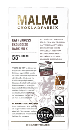 Kaffekross Dark milk