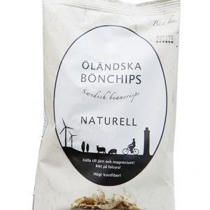 Öländska bönchips – Naturell